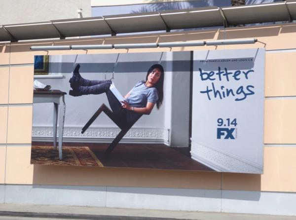 Better Things season 2 billboard