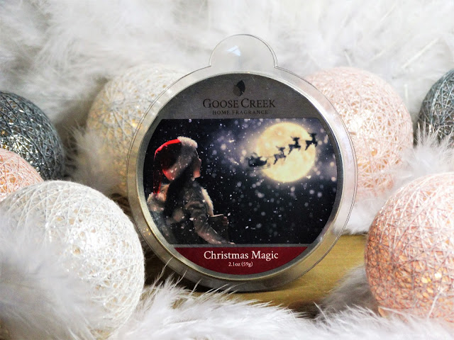 Avis Christmas Magic de Goose Creek, blog bougie, candle blog, blog parfum