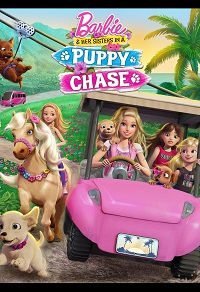Watch Barbie & Her Sisters in a Puppy Chase Online Free in HD