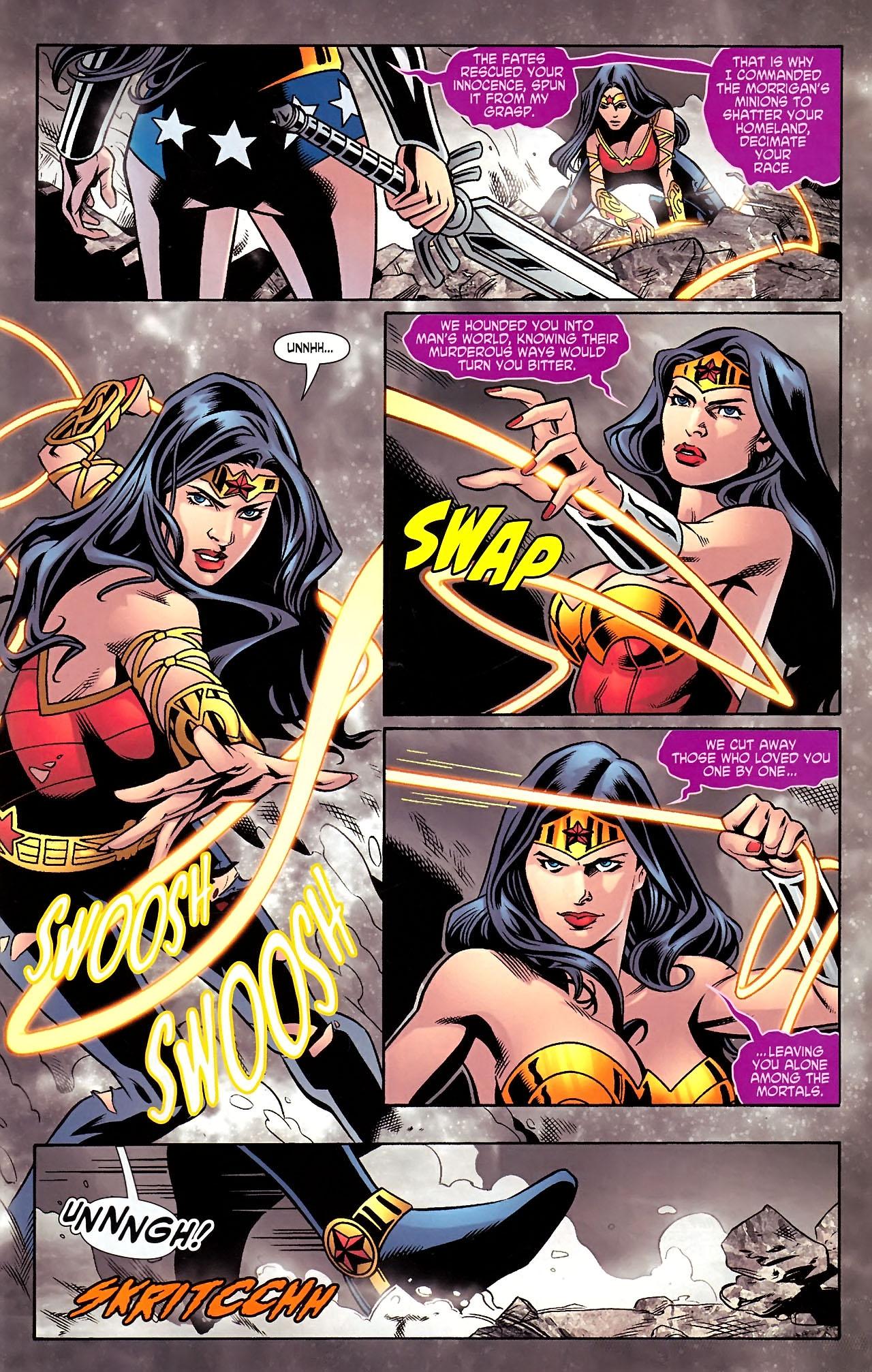 Read online Wonder Woman (2006) comic -  Issue #613 - 15