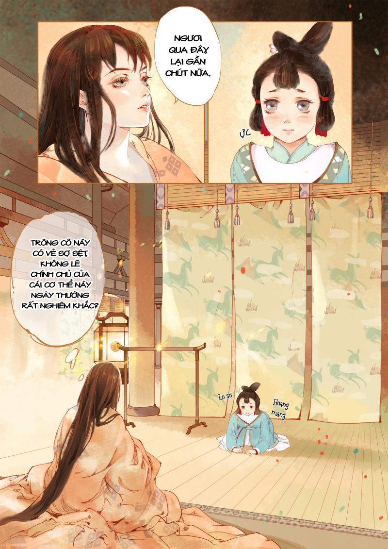Phượng Tù Hoàng Chapter 1 - Trang 18