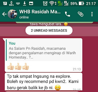 Warih-Homestay-Testimoni-Pn-Rasidah