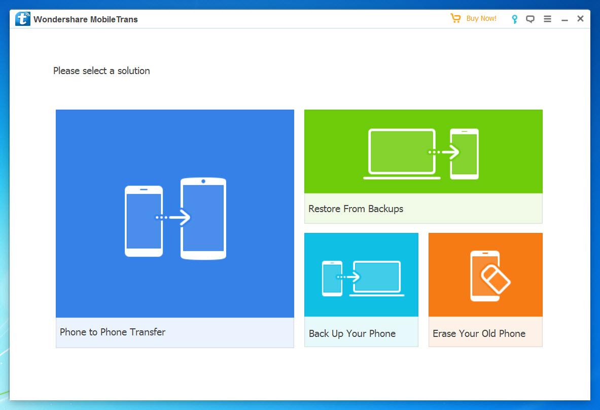 Phone to Phone Data Transfer: Best Data Transfer Apps for