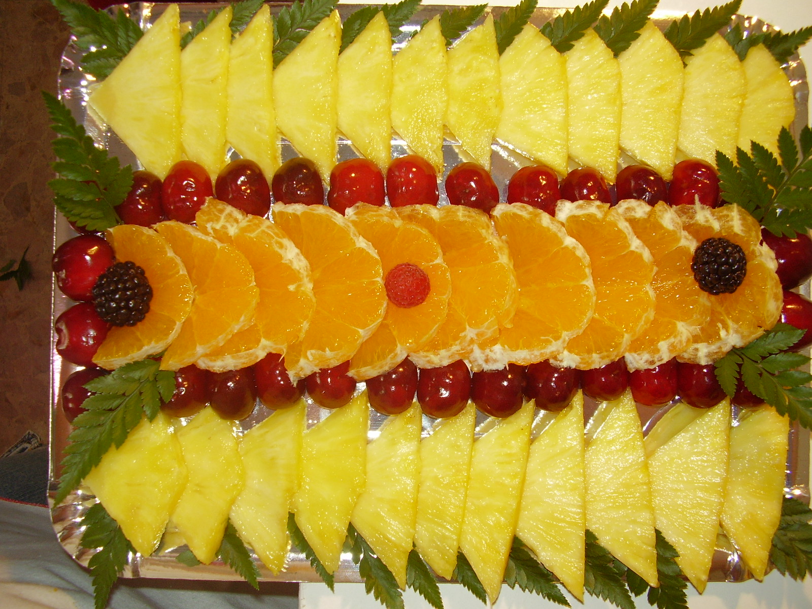 Bandeja fruta cortada regalar
