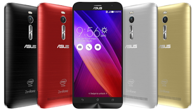 Smartphone Asus Android