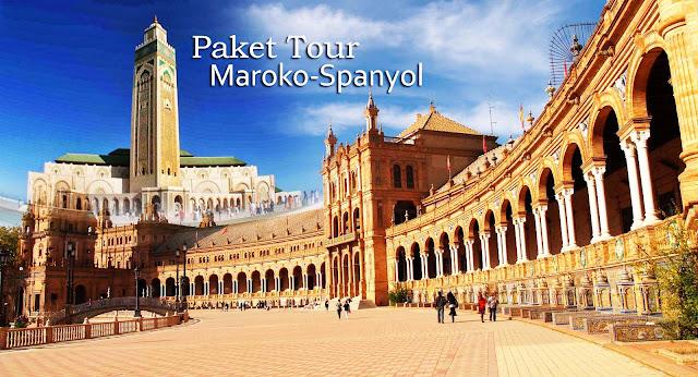 Zuwaina Tours Travel Maroko Paket Murah Wisata Maroko Spanyol 7