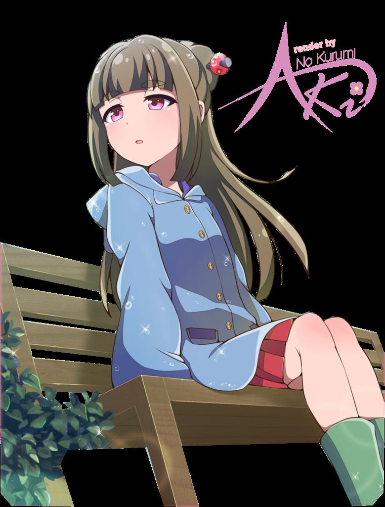 render Sakura Fujimiya