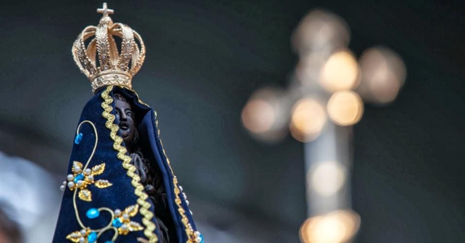 Querida Padroeira Do Brasil Abenç Frases Nossa Senhora: Jovem Católica