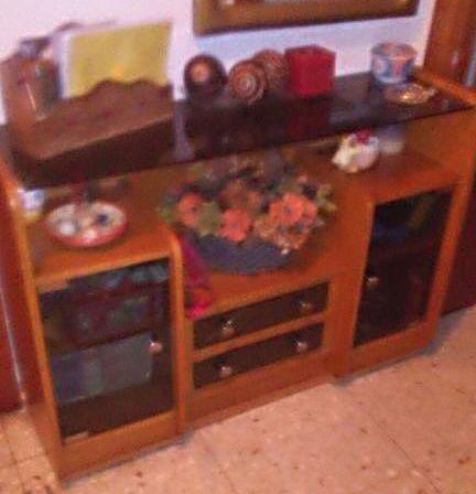 Renovar mueble de recibidor - Renovar muebles antiguos ...