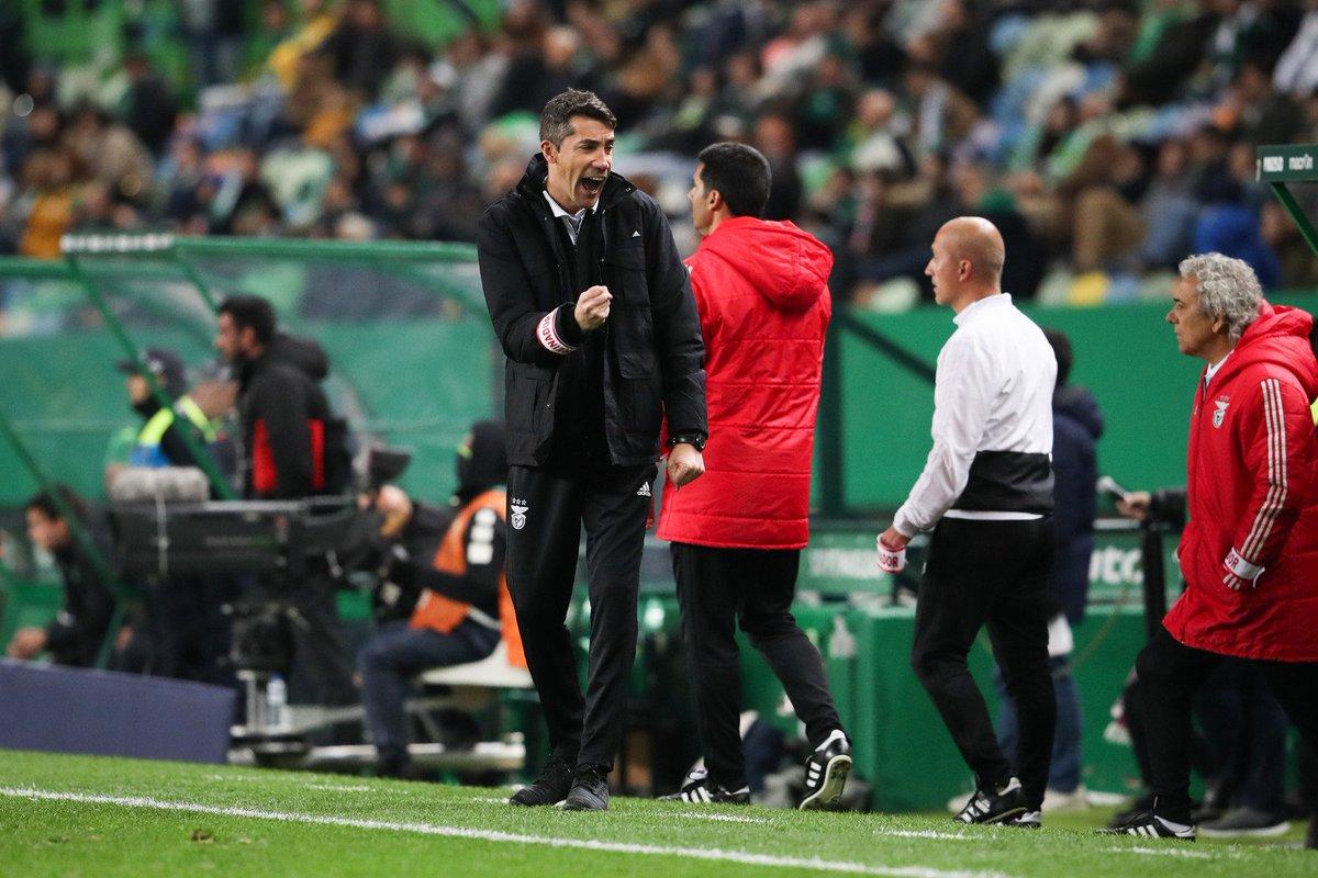 O Fura-Redes  Sporting 2-4 Benfica  Bruno Lage ganha em toda a linha 39ca47f4c933c