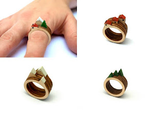 Architect Designed Ring