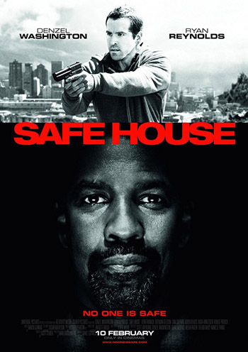 Safe House 2012 Dual Audio