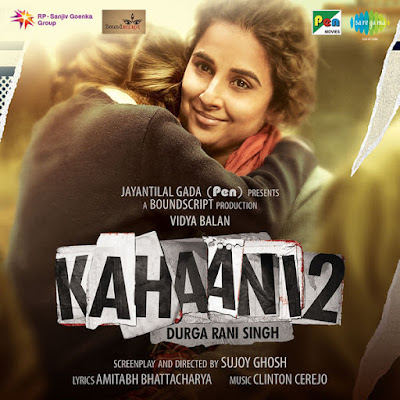 Kahaani 2 2016 Hindi DVDRip 480p 350mb ESub