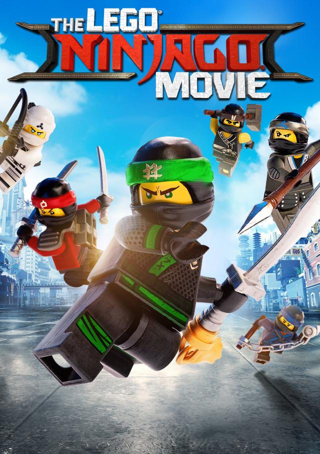 Xem Phim Câu Chuyện LEGO: Ninja 2017