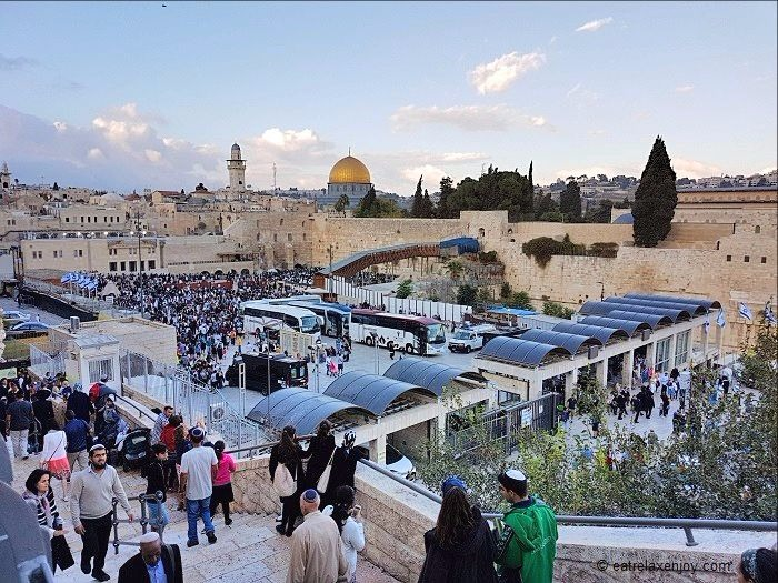 A Family Trip in Jerusalem – Below and Above the Ground
