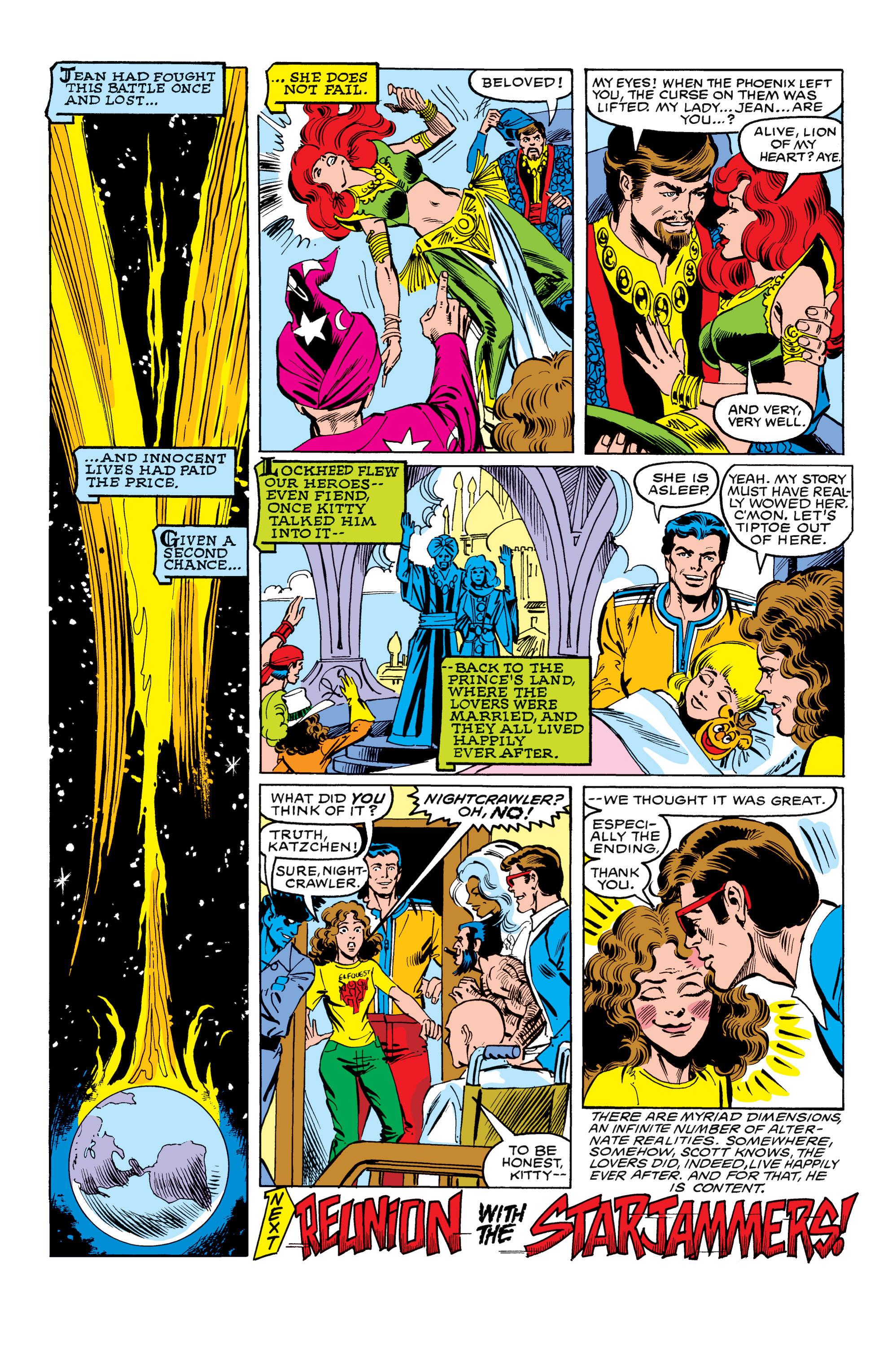 Read online Uncanny X-Men (1963) comic -  Issue #153 - 23