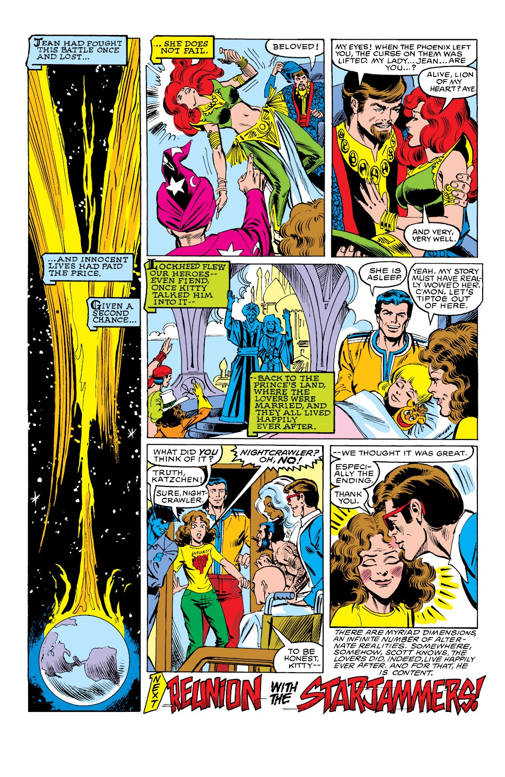Uncanny X-Men (1963) issue 153 - Page 23