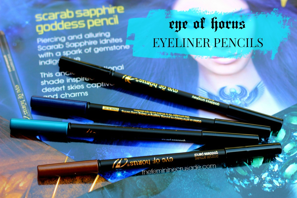 Eye Öf Hörus Eyeliner Pencils
