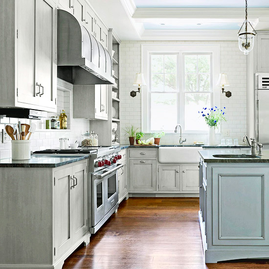 Low Cost Kitchen Cabinet Makeovers: Low-Cost Cabinet Makeovers