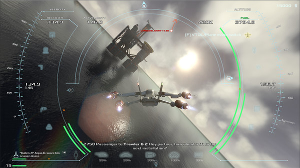 Frontier Pilot Simulator Free For PC