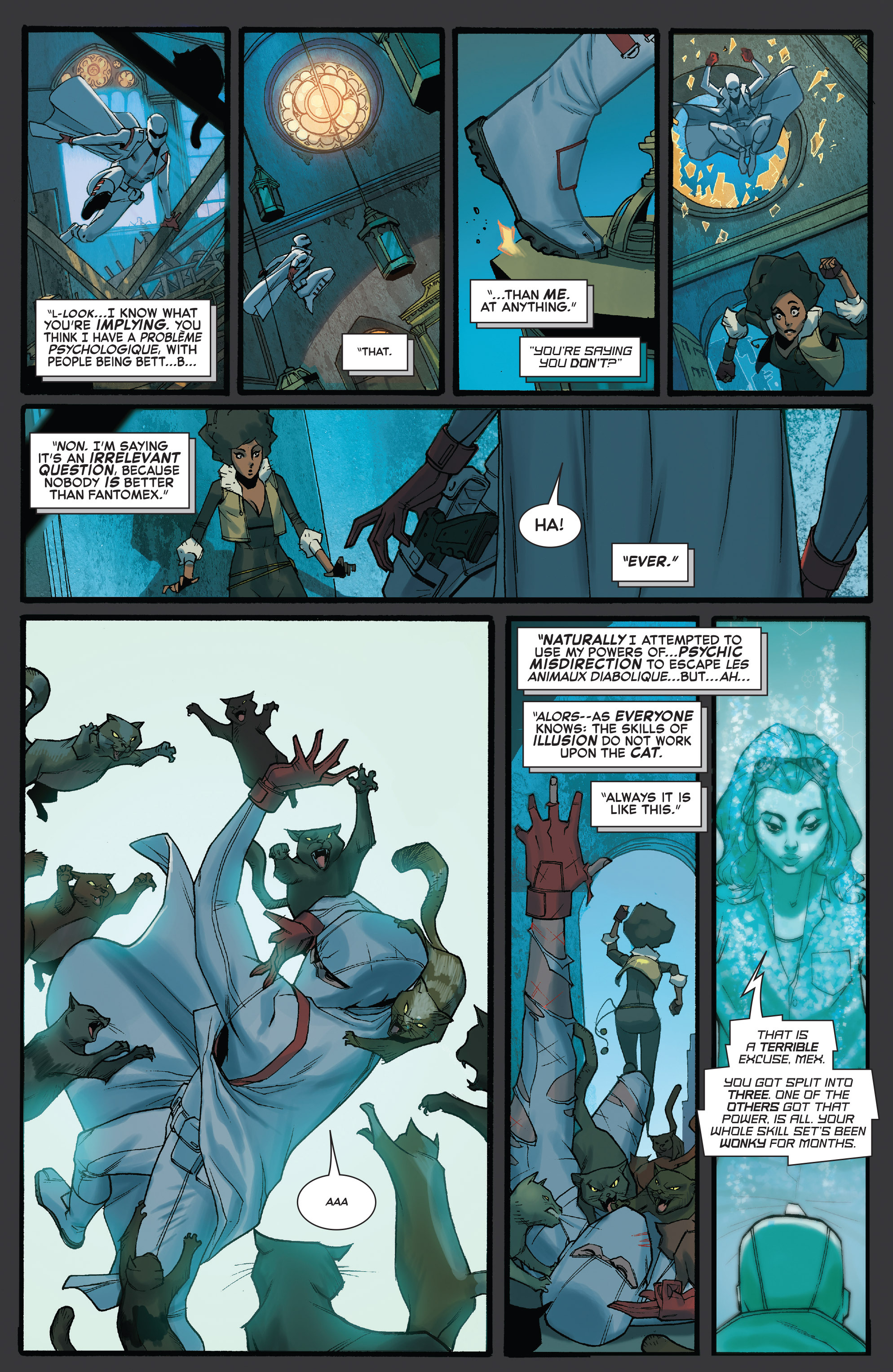 Read online X-Force (2014) comic -  Issue #4 - 9