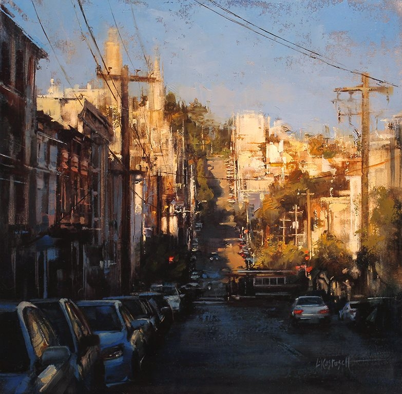05-Lindsey-Kustusch-Urban-Goings-on-Captured-in-Oil-Paintings-www-designstack-co