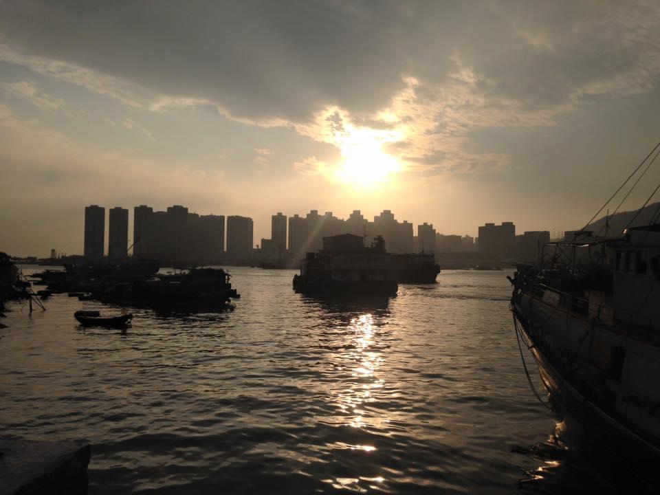 香港魂: 地元仕様の海鮮街~三聖