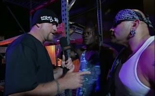 TNA Slammiversary 2005 - 3 Live Kru