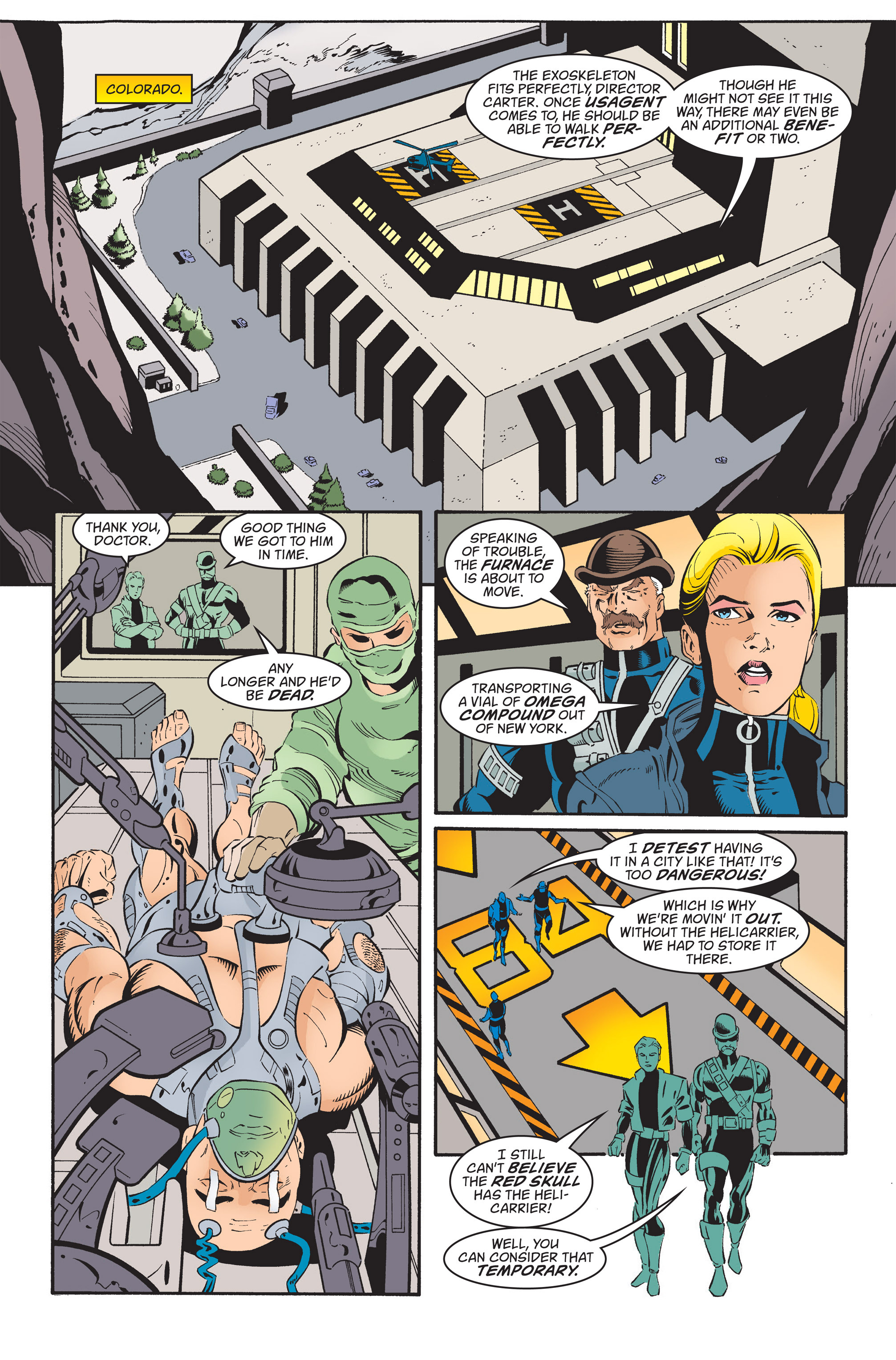 Captain America (1998) Issue #35 #41 - English 12
