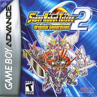 Super Robot Taisen - Original Generation 2 ( BR ) [ GBA ]