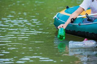 Pengertian Pencemaran Air Sungai