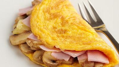 como se prepara un omelette