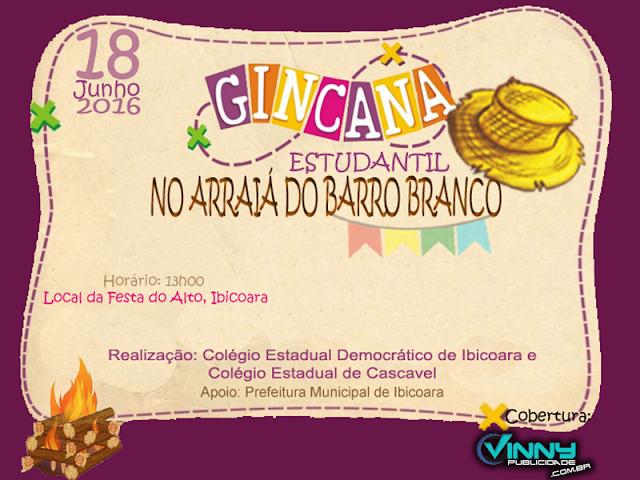 2ª Gincana Estudantil em Ibicoara