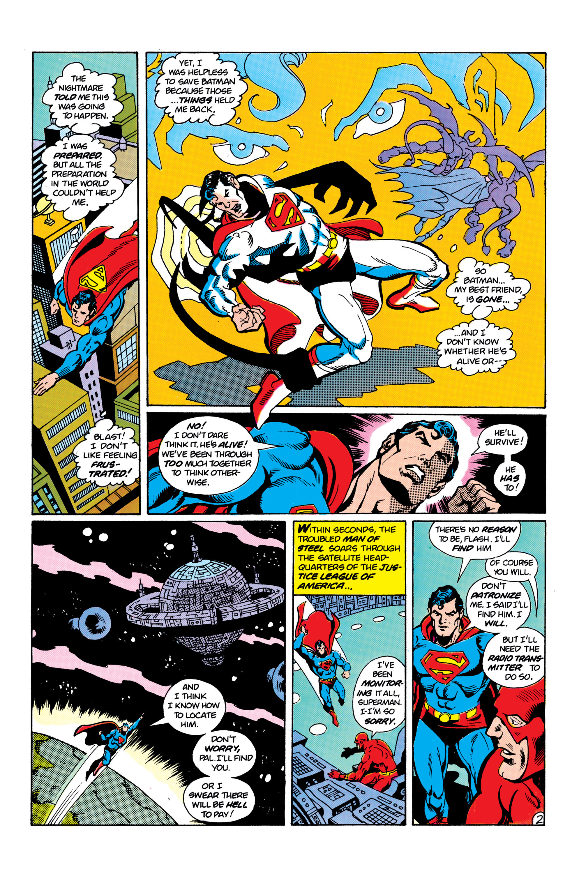 Read online World's Finest Comics comic -  Issue #288 - 3