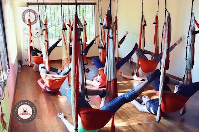 FORMACION AEROYOGA, YOGA  AEREO, AERIAL YOGA TEACHER TRAINING