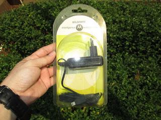 charger Motorola V3 original