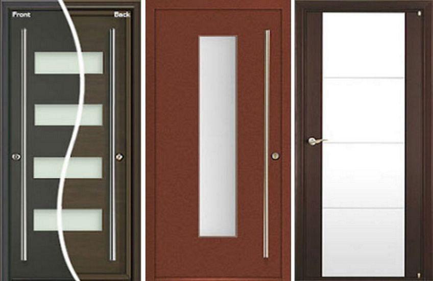 pintu depan rumah modern 2