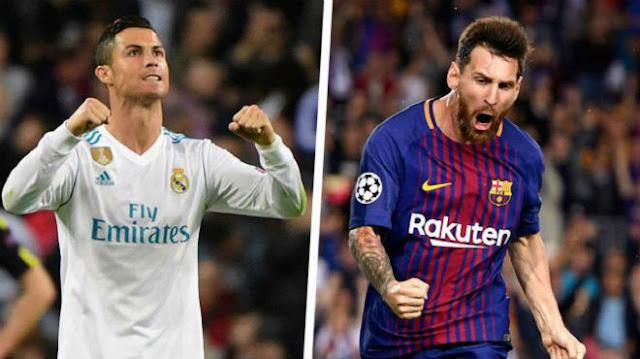 Tiêu điểm vòng 29 La Liga: Ronaldo là một, là duy nhất 2