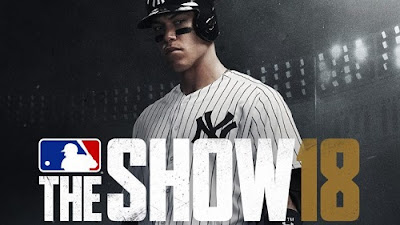 MLB: The Show 18 Cover