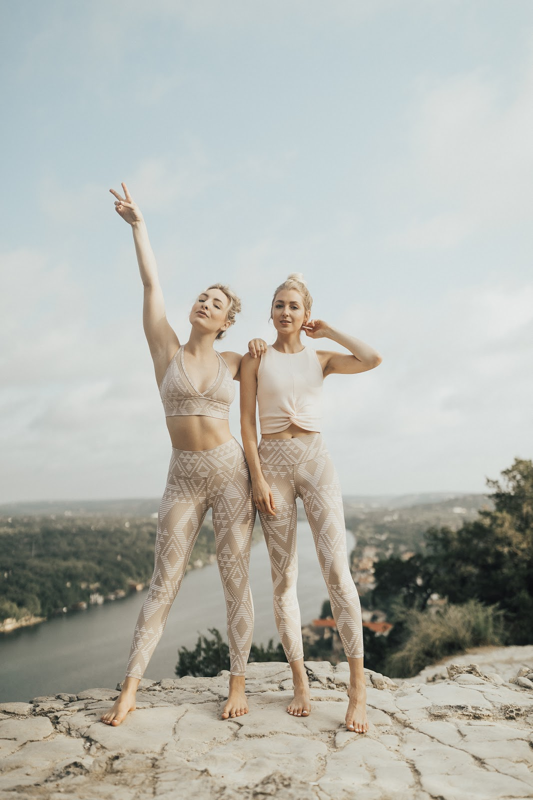 Aerie Real | Mount Bonnell in Austin, Texas