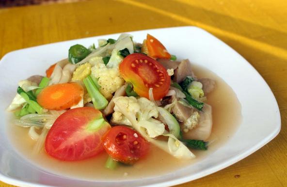 Resep Diet Untuk Pagi, Siang dan Malam