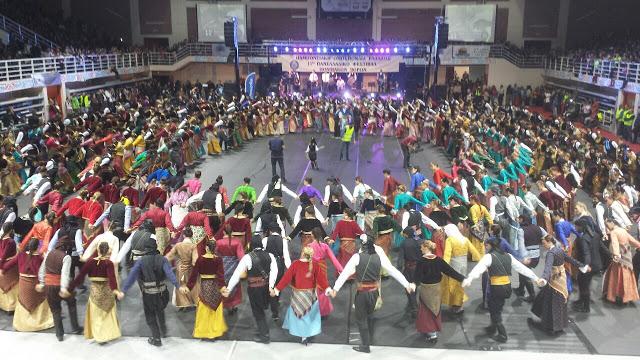 Γενική πρόβα ενόψει φεστιβάλ για το Σ.Πο.Σ. Ανατολικής Μακεδονίας και Θράκης