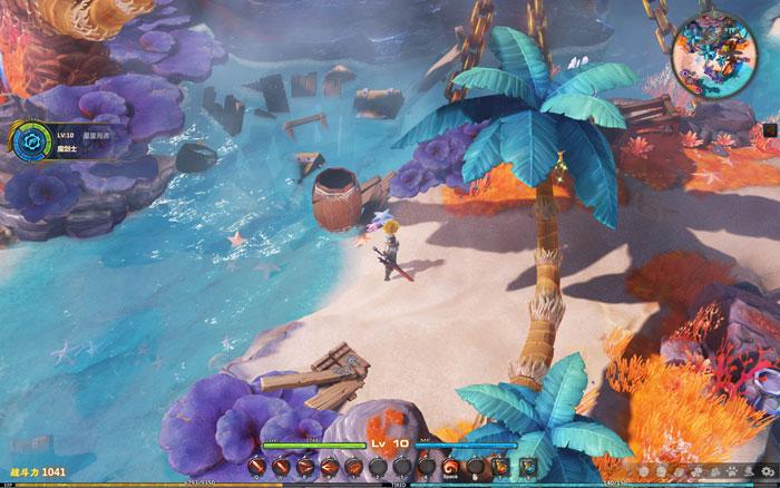 Apa benar Game Ini Mirip Dragon Nest?