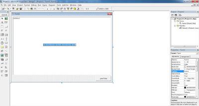 Loading Progressbar Menurut Record Dengan Visual Basic 6.0 (Vb6)