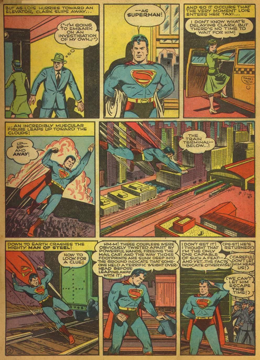 Read online World's Finest Comics comic -  Issue #6 - 5