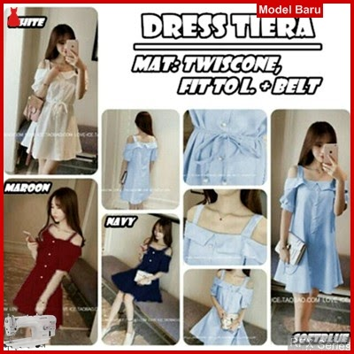 RFX055 MODEL DRESS TIERA TWISCONE FIT TO L BELT MURAH ONLINE