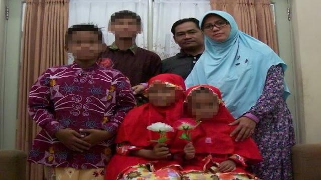 Keseharian Pelaku Bom Bunuh Diri yang Mengarah Pada Terorisme