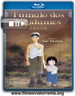 Túmulo dos Vagalumes Torrent - BluRay Rip