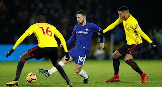 موعد مباراة واتفورد وتشيلسي السبت 2-11-2019 في الدوري الإنجليزي والقناة الناقلة