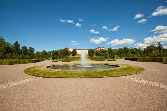 Uppsala-Giardini botanici